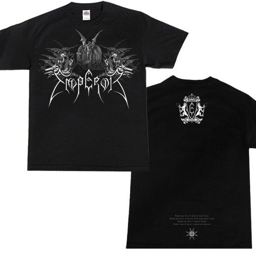 Emperor / エンペラー - Praise The Lord. Tシャツ【お取寄せ】