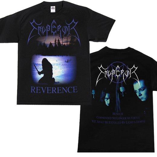 Emperor / エンペラー - Reverence. Tシャツ【お取寄せ】