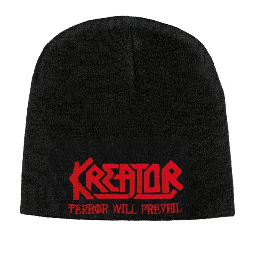Kreator / クリーター - Terror Will Prevail. ニットキャップ【お取寄せ】