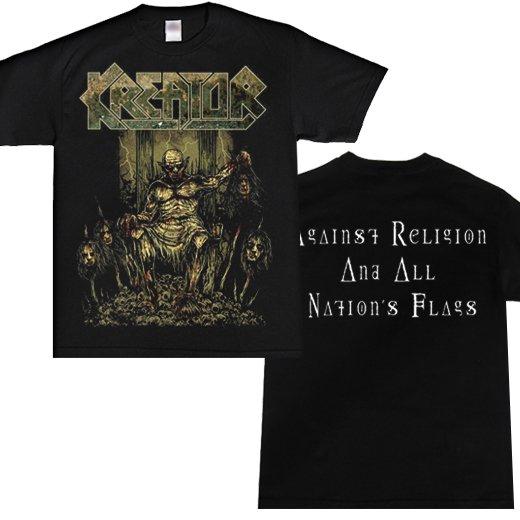 Kreator / クリーター - Impaled.  Tシャツ【お取寄せ】