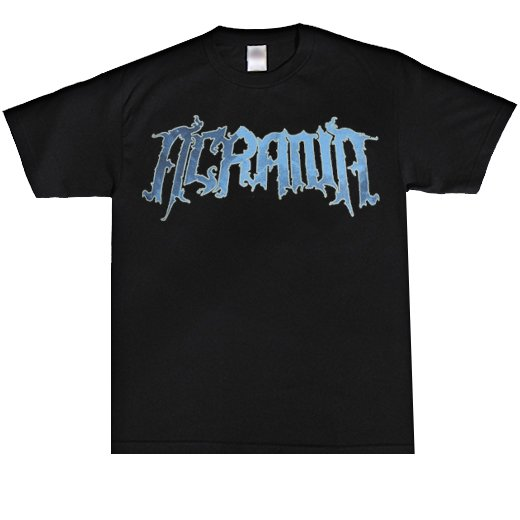Acrania / アクラニア - Logo. Tシャツ【お取寄せ】