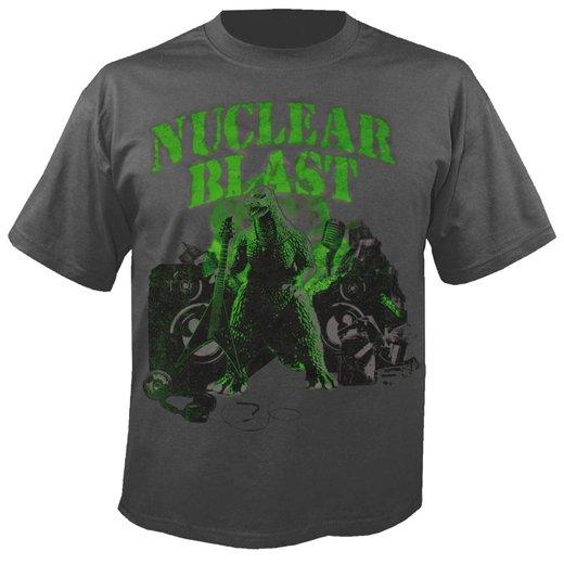Nuclear Blast / ニュークリア・ブラスト - Monster. Tシャツ【お取寄せ】