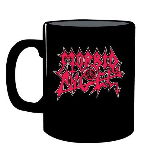 Morbid Angel / モービッド・エンジェル - Logo. マグカップ【お取寄せ】