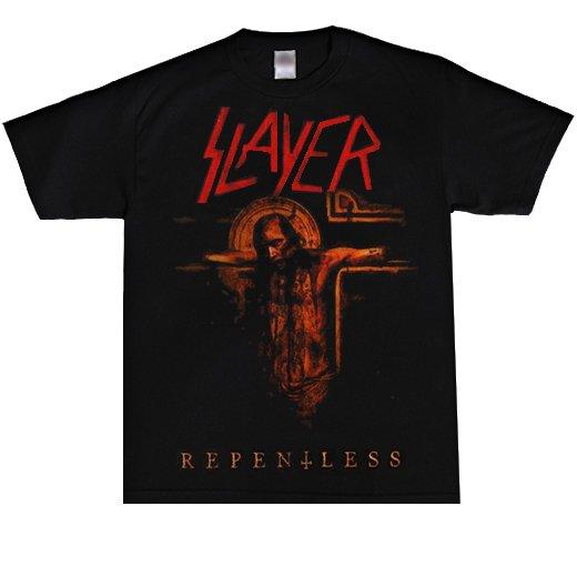 Slayer / スレイヤー - Crucifixion Repentless. Tシャツ【お取寄せ】