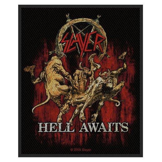Slayer / スレイヤー - Hell Awaits. パッチ【お取寄せ】