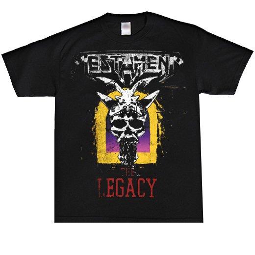 Testament / テスタメント - The Legacy. Tシャツ【お取寄せ】