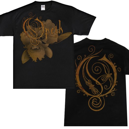 Opeth / オーペス - Orchid. Tシャツ【お取寄せ】