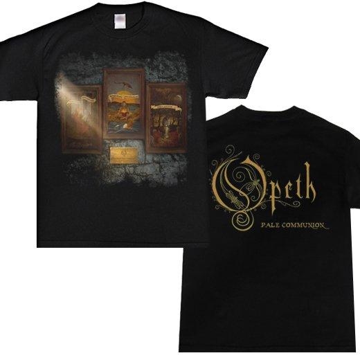 Opeth / オーペス - Pale Communion. Tシャツ【お取寄せ】