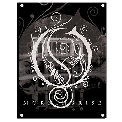 Opeth / オーペス - Morningrise. フラッグ【お取寄せ】