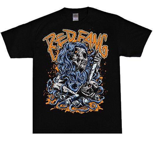 Red Fang / レッド・ファング - Sabertooth. Tシャツ【お取寄せ】