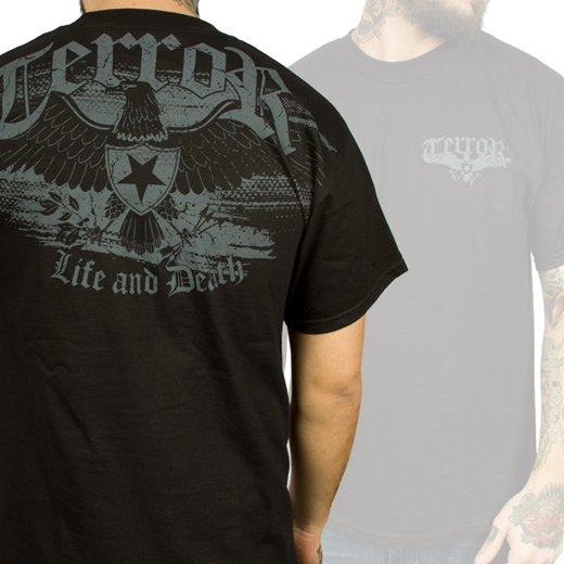 Terror / テラー - Life And Death. Tシャツ【お取寄せ】
