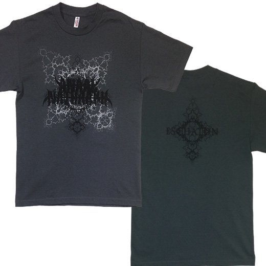 Anaal Nathrakh / アナール・ナスラック - Eschaton (Charcoal). Tシャツ【お取寄せ】