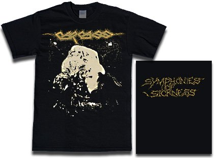 Carcass / カーカス - Symphonies Of Sickness. Tシャツ【お取寄せ】