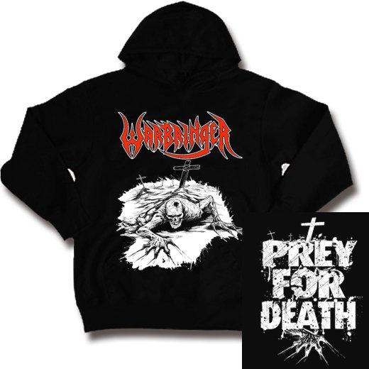 Warbringer / ウォーブリンガー - Prey For Death. パーカー【お取寄せ】
