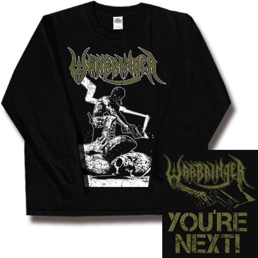 Warbringer / ウォーブリンガー - You're Next. ロングスリーブTシャツ【お取寄せ】