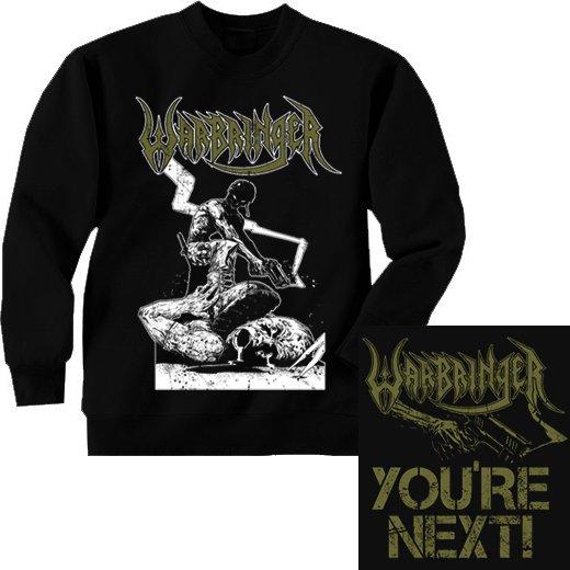 Warbringer / ウォーブリンガー - You're Next. トレーナー【お取寄せ】
