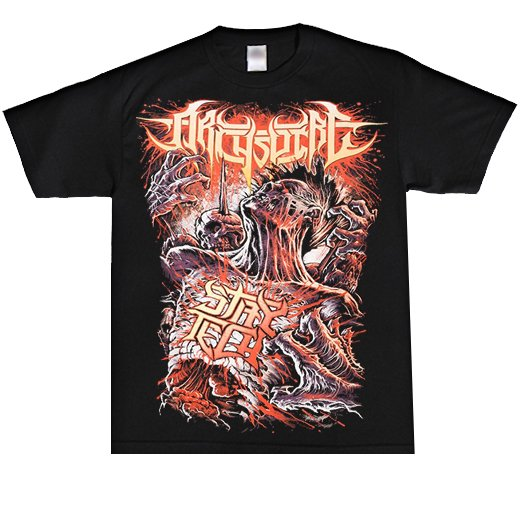 Archspire /  アークスパイア - Stay Tech Zombie. Tシャツ【お取寄せ】
