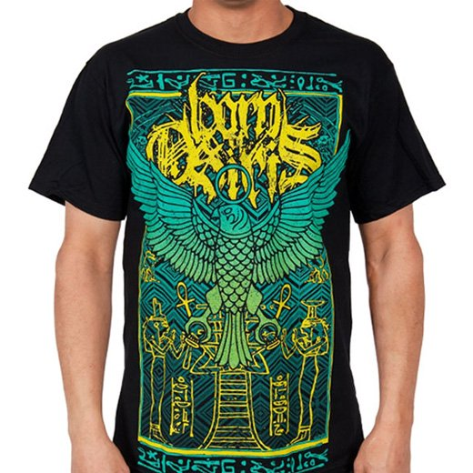 Born Of Osiris / ボーン・オブ・オシリス - Birdwing. Tシャツ【お取寄せ】