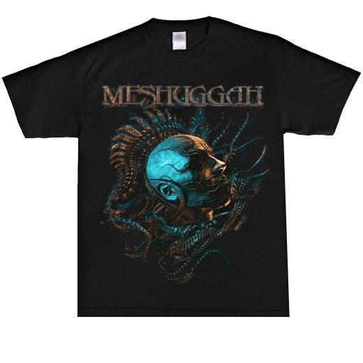 Meshuggah / メシュガー - Head. Tシャツ【お取寄せ】