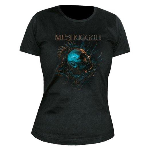 Meshuggah / メシュガー - Head. レディースTシャツ【お取寄せ】