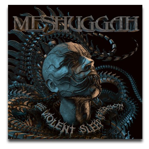 Meshuggah / メシュガー - Head. パッチ【お取寄せ】