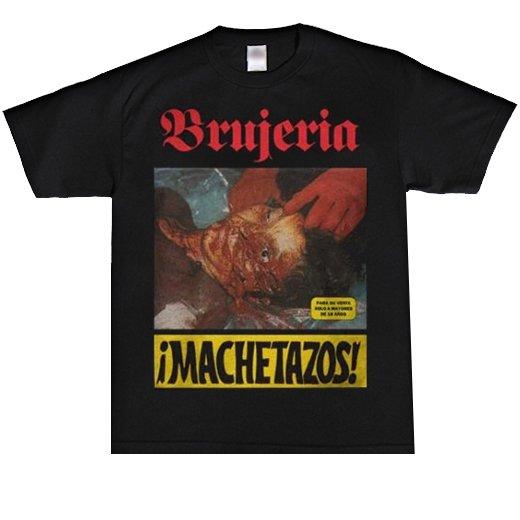 Brujeria / ブルへリア - Machetazos. Tシャツ【お取寄せ】