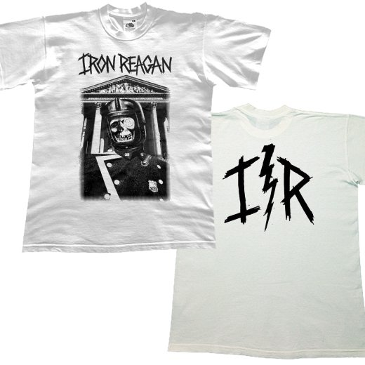 Iron Reagan / アイアン・レーガン - Rewind. Tシャツ【お取寄せ】