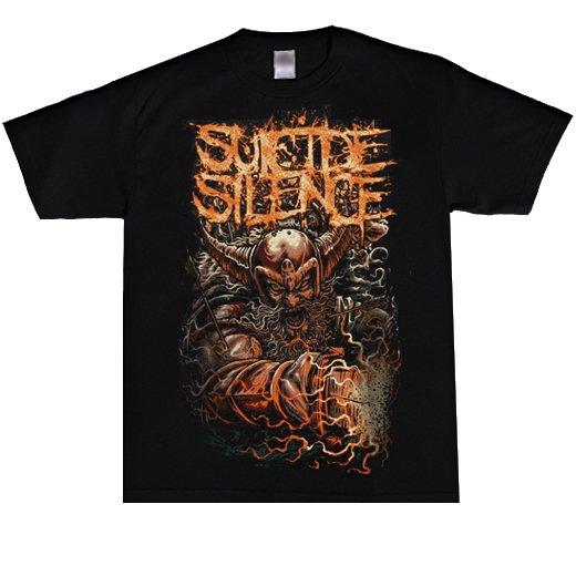 Suicide Silence / スーサイド・サイレンス - Viking. Tシャツ【お取寄せ】