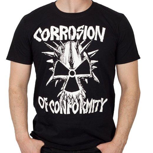 Corrosion Of Conformity / コロージョン・オブ・コンフォーミティ - Old School Logo. Tシャツ【お取寄せ】