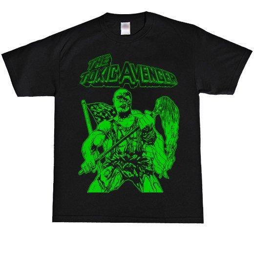 【即納商品】Toxic Avenger / 悪魔の毒々モンスター - Toxic Avenger. Tシャツ(XLサイズ)