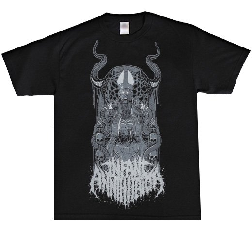 Infant Annihilator / インファント・アナイアレーター - Priest Throne. Tシャツ【お取寄せ】