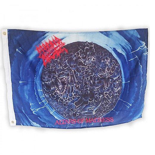Morbid Angel / モービッド・エンジェル - Altars Of Madness. フラッグ【お取寄せ】