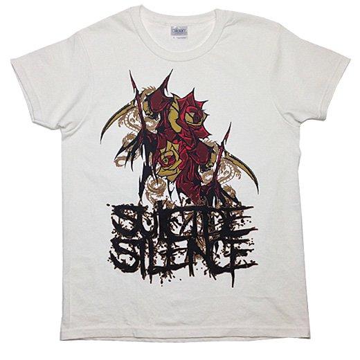 【即納商品】Suicide Silence / スーサイド・サイレンス - Reaper Rose. レディースTシャツ(Mサイズ)