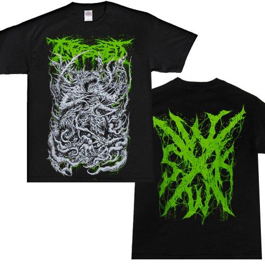 Ingested / インジェステッド - Demon. Tシャツ【お取寄せ】