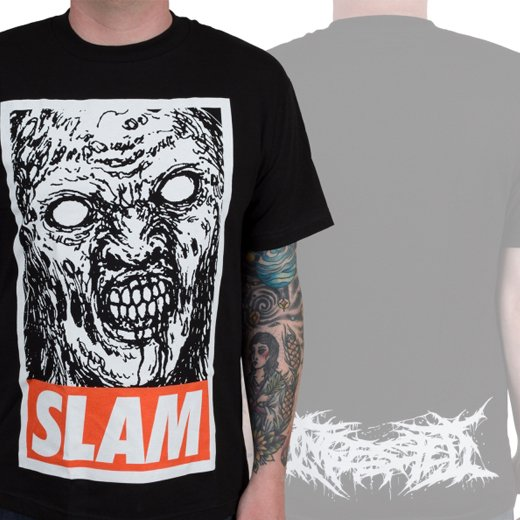 Ingested / インジェステッド - Obey. Tシャツ【お取寄せ】