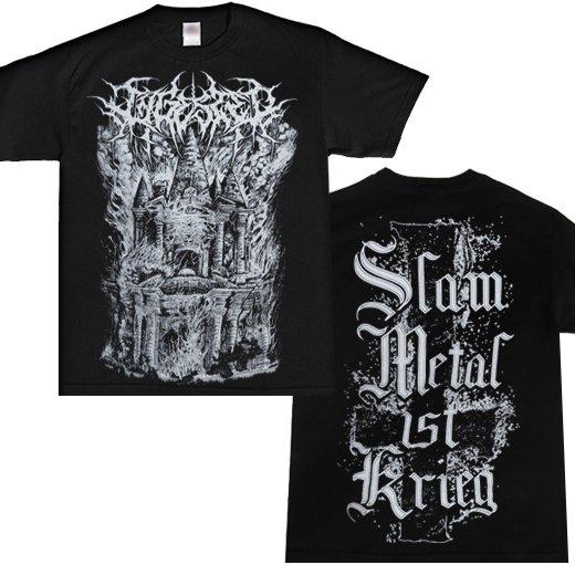 Ingested / インジェステッド - Slam Metal. Tシャツ【お取寄せ】