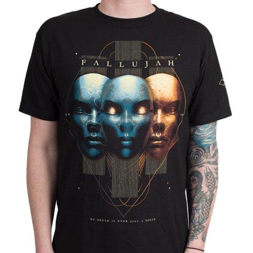 Fallujah / ファルージャ - 3 Masks. Tシャツ【お取寄せ】