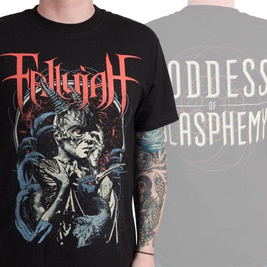 Fallujah / ファルージャ - Goddess Of Blasphemy. Tシャツ【お取寄せ】