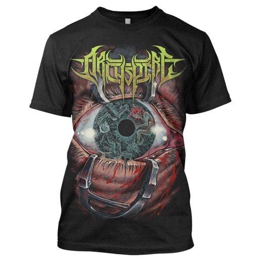 Archspire /  アークスパイア - Remote Tumour Seeker. Tシャツ【お取寄せ】