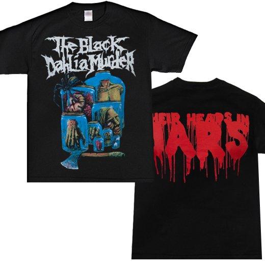 The Black Dahlia Murder / ザ・ブラック・ダリア・マーダー - Jars. Tシャツ【お取寄せ】