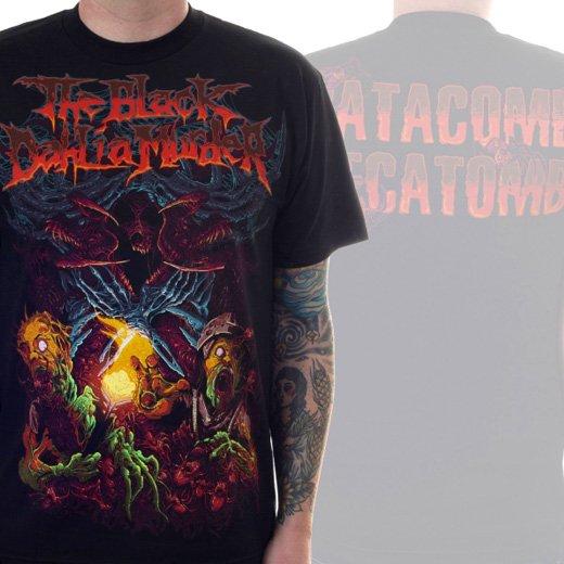 The Black Dahlia Murder / ザ・ブラック・ダリア・マーダー - Catacomb Hecatomb. Tシャツ【お取寄せ】