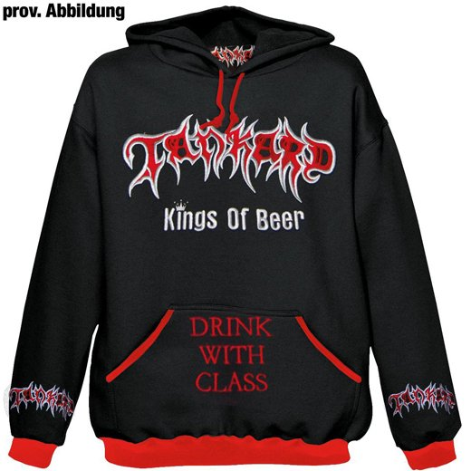 <img class='new_mark_img1' src='//img.shop-pro.jp/img/new/icons1.gif' style='border:none;display:inline;margin:0px;padding:0px;width:auto;' />Tankard / タンカード - Kings Of Beer Deluxe. パーカー【お取寄せ】