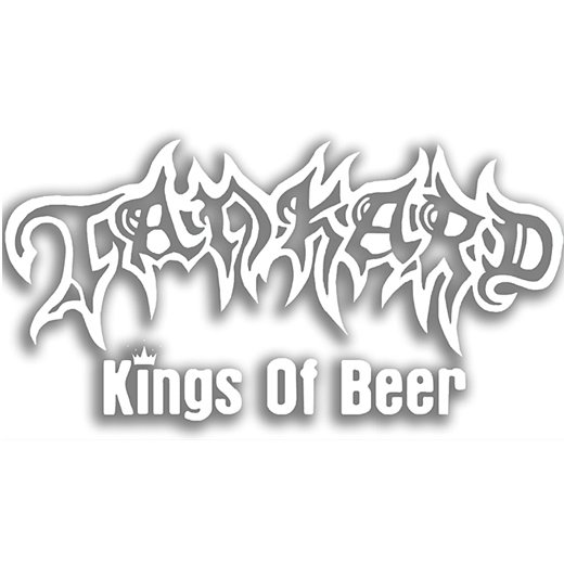 <img class='new_mark_img1' src='//img.shop-pro.jp/img/new/icons1.gif' style='border:none;display:inline;margin:0px;padding:0px;width:auto;' />Tankard / タンカード - Kings Of Beer. カーステッカー【お取寄せ】