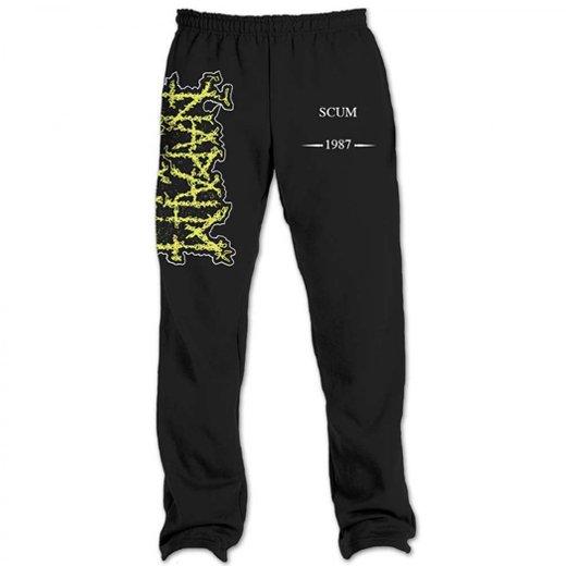 Napalm Death / ナパーム・デス - Scum. スウェットパンツ【お取寄せ】
