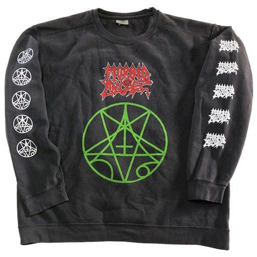 Morbid Angel / モービッド・エンジェル - Logo. トレーナー【お取寄せ】