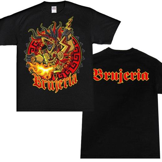 Brujeria / ブルへリア - Urban Aztec. Tシャツ【お取寄せ】