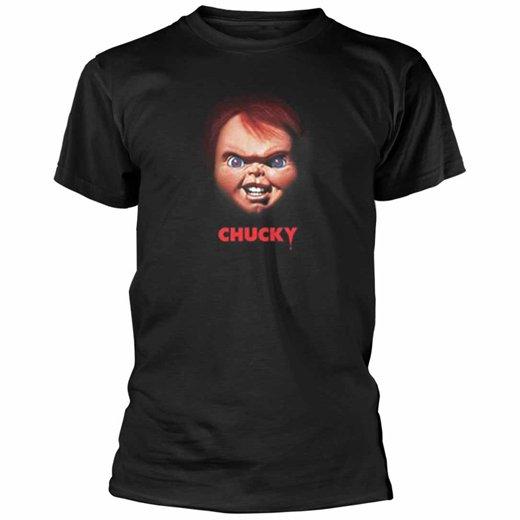 Child's Play / チャイルド・プレイ - Chucky Face. Tシャツ【お取寄せ】