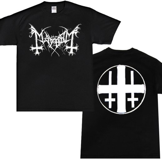 <img class='new_mark_img1' src='//img.shop-pro.jp/img/new/icons1.gif' style='border:none;display:inline;margin:0px;padding:0px;width:auto;' />Mayhem / メイヘム - Legion. Tシャツ【お取寄せ】