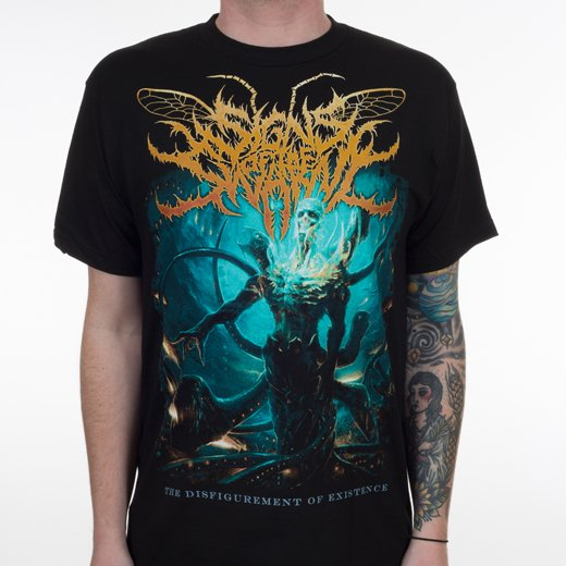 Signs of the Swarm / サインズ・オブ・ザ・スワーム - The Disfigurement of Existence. Tシャツ【お取寄せ】