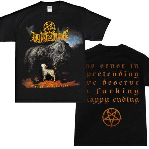 【即納商品】Thy Art Is Murder / ザイ・アート・イズ・マーダー - Dear Desolation. Tシャツ(Lサイズ)